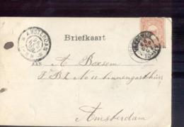 Vreeswijk - Kleinrond - 1902 - Poststempel