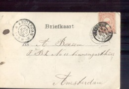Vreeswijk - Kleinrond - 1902 - Storia Postale