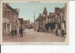 SAINT COULOMB  L'arrivee De Saint Malo - Saint-Coulomb