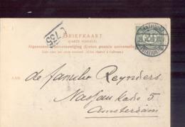 Santpoort Station 3 - 1916 - Marcophilie