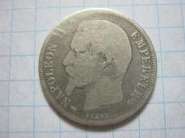 1 Franc 1856 (A) - H. 1 Franco