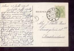 Hees - Langebalk - 1918 - Pays-Bas