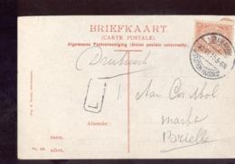 Den Haag - Station H I J S M 2 - 1915 - Marcophilie