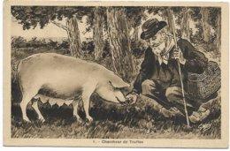 1 CHERCHEURS DE TRUFFES GABY - Landbouwers