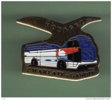 BUS *** CHARLAIX-GANDIT *** 1044 - Transports