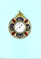 Montre De Poche Du XVIIIª Siècle Suisse 1976  Yvert 1004 Voir 2 Scan - Horloges