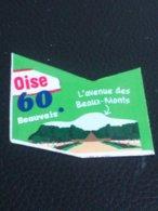 Magnet Le Gaulois, Oise, 60 - Publicitaires