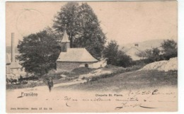 Floreffe - Franière - Chapelle Saint Pierre - Nels Série 17 N°34 - Floreffe