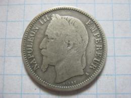 1 Franc 1868 (A) - France