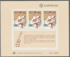 Madeira Michel Block 6 - Einwandfrei Postfrisch/** - Madère