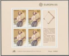 Portugal Michel Block 47 - Einwandfrei Postfrisch/** - Blocs-feuillets