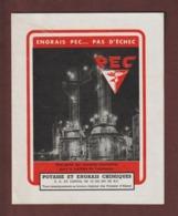 ENGRAIS PEC - POTASSE ET ENGRAIS CHIMIQUES  D' ALSACE - Année 1960 -  Voir Les Différentes Formules  - 4 Photos - Advertising