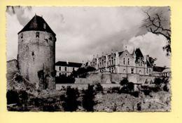79. THOUARS – La Tour Du Prince De Galles Et Le Collège - CPSM (voir Scan Recto/verso) - Thouars