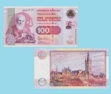 Scotland The Clydesdale Bank PLC 10 Pounds 6.1.2001 - Billets