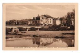 (54) 490, Baccarat, Cunin, La Meurthe En Amont Du Pont Mac-Clenahan - Baccarat