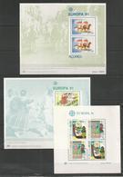 PORTUGAL - MNH - Europa-CEPT - Art - 1981 - Europa-CEPT