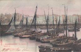 Blankenberge Blankenberghe Le Port II Bateau Boot (editeur Albert Sugg à Gand) - Blankenberge