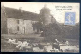 Cpa Du 22 Environs De St Quay -- Portrieux Lavoir à Kertugal   LZ37 - Saint-Quay-Portrieux