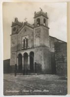 CASTROFILIPPO - CHIESA S. ANTONIO ABATE   VIAGGIATA FG - Agrigento