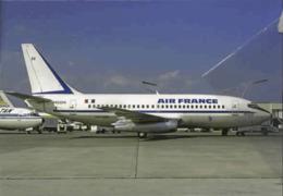 "Air France ""ANTILLES"" Airlines B737 N4522W Airways AirFrance Airplane Franch - 1946-....: Era Moderna"