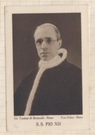 9AL1912 IMAGE RELIGIEUSE MORTUAIRE SOEUR ROSALIE LE POTIER 1940 ST MAUDAN ST BRIEUC 2 SCANS - Images Religieuses