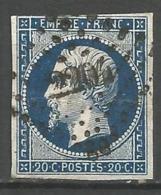 FRANCE - Oblitération Petits Chiffres LP 2204 MURAT (Cantal) - Marcofilie (losse Zegels)