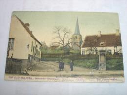 CPA - HEIST OP DEN BERG ( PUTTE HULSHOUT ) - GEDEELTE VAN DEN BERG ( 1905 ) - Heist-op-den-Berg