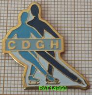 CDGH Club De Danse Sur Glace Du Havre PATINAGE ARTISTIQUE Dpt 76 SEINE MARITIME - Skating (Figure)