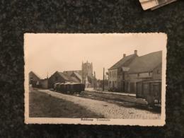 Bulskamp: Tramstatie - Statie Gare Bahnhof Station - Met Tram - Ed. A. Polfliet - Roetjens - (Veurne) - Veurne