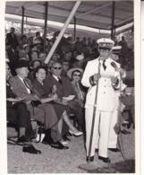 CONGO  KIPUSMI 28 Juillet 1956 Mes Autorités Belges Photo Amateur Format Environ 7, 5 Cm X 5,5 Cm - Afrique
