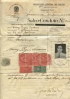 BRAZIL REVENUE Stamp On POLICE Safe DRIVING 050919 - Brazil