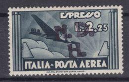 Croatia NDH Local Issue Sibenik - Sebenico 1943, Hand Stamped Gummed Overprint, Lightly Hinged Signed, Very Rare - Kroatien
