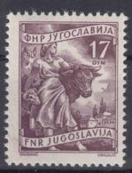 Yugoslavia Republic 1955 Mi#760 Mint Never Hinged - 1945-1992 Repubblica Socialista Federale Di Jugoslavia