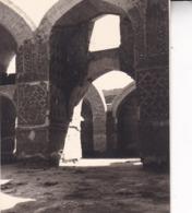 TABRIZ AZERBAIDJAN IRAN  Mosquée Bleue 1955 Photo Amateur Format Environ 7,5 Cm X 5,5 Cm - Lieux
