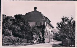 Cressier NE, Pensionnat Les Cyclamens (7631) - NE Neuchâtel