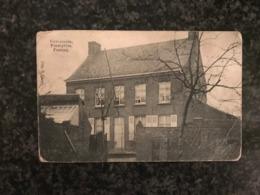 Swevezeele Presbytère Pastorij Denoo  ( Zwevezele - Wingene ) - Gelopen 1902 - Wingene