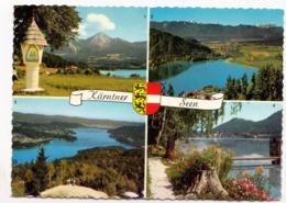 Karntner Seen, Austria, 1968 Used Postcard [23472] - Austria