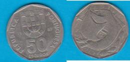 Portugal 50  Escudos K-N Jahrgang 1987  Schön Nr.95 KM 636 - Portugal