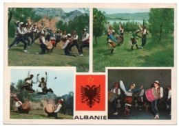 ALBANIE/ALBANIA - COSTUMES AND DANCES OF NORTH / FOLKLORE - Albania