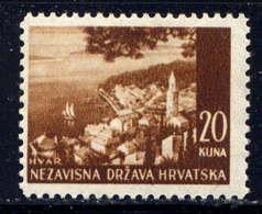 CROATIE - 43* - PORT DE HVAR - Kroatien