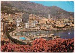 MONACO, Le Port Et Monte-Carlo, Used Postcard [23475] - Monte-Carlo
