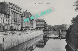 CPA -Verdun - Thêâtre . - Verdun