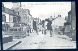 Cpa Du 22 St Quay  Portrieux  Le Pont Et Chats    LZ35 - Saint-Quay-Portrieux