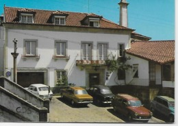 Portugal - Ford Cortina - Citroen - Fiat600 - Peugeot - Alpedrinha -Vista Da Estalagem De S. Jorge. - Voitures De Tourisme