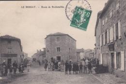 Le Bessat - Route De Rochetaillée - France