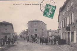 Le Bessat - Route De Rochetaillée - Other Municipalities