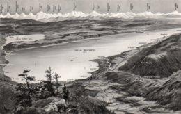 LAC DE NEUCHATEL- VIAGGIATA 1959 - NE Neuchâtel