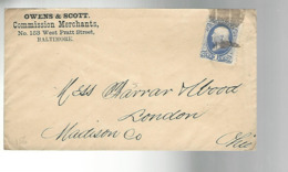 53069 ) USA Postmark Duplex - Briefe U. Dokumente