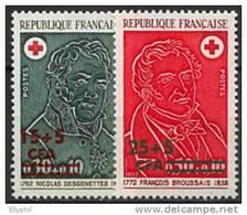 Réunion, N° 412 à N° 413** Y Et T - Reunion Island (1852-1975)