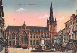 LIEGE - La Cathédrale - Liège